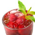 Mojito Raspberry Cocktail