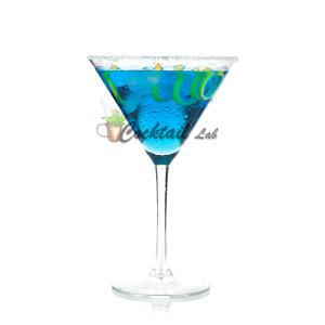 Blue Martini Cocktail