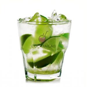 Caipiroska cocktail recipe