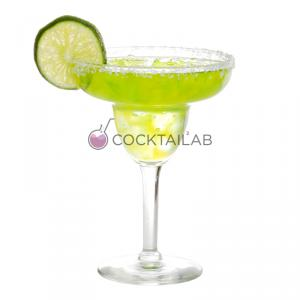 Margarita lime cocktail