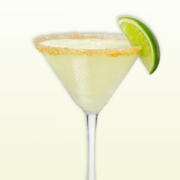 Key Lime Martini cocktail