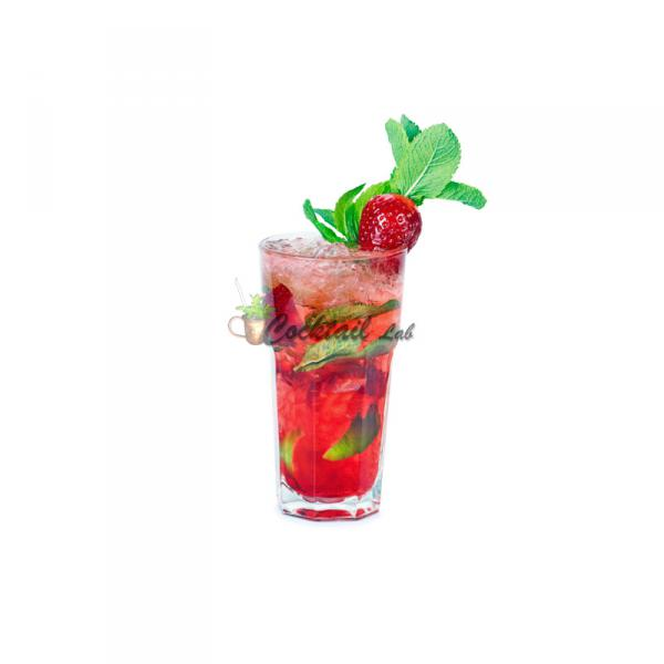 Mojito Strawberry cocktail