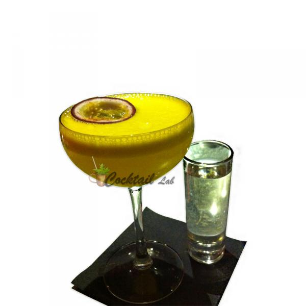 P0rnstar Martini Cocktail